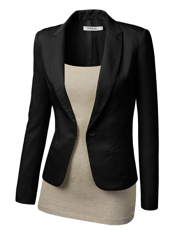 Black Blazer Fashion Formal